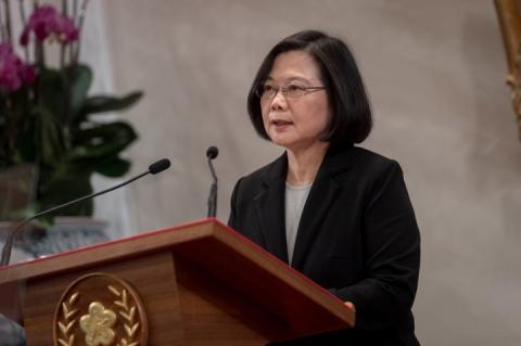 У Тайвані відреагували на заяву Китаю щодо можливості застосувати силу проти острова