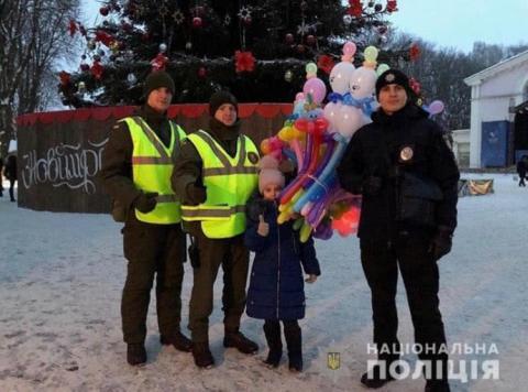 Новий рік під головною ялинкою зустрічали 12 тисяч людей
