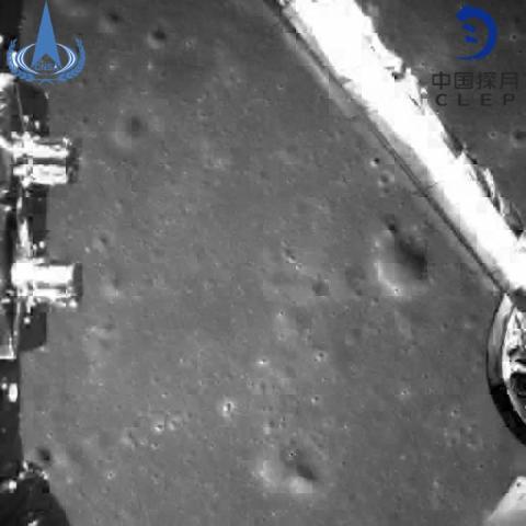 Опубліковано перші масштабні фото зворотної сторони Місяця