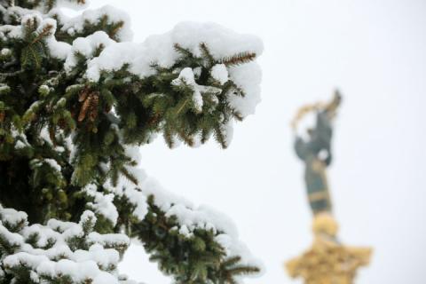 В Україні на Різдво та Старий Новий рік буде двадцять градусів морозу, – синоптики