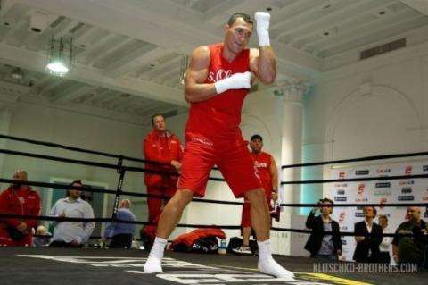 Повернення Володимира Кличка у ринг – в топ-3 найбажаніших боксерських камбеків 2019 року