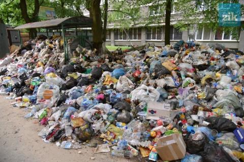 В Україні так і не запрацював закон, який спонукає сортувати сміття