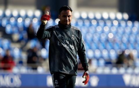 ЗМІ: Воротар Кейлор Навас продовжив контракт з «Реалом» до 2021 року