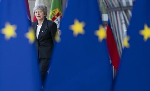 Консервативна партія Великої Британії не підтримує угоду з ЄС щодо Brexit