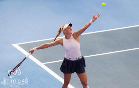 Даяна Ястремська виступить в основній сітці тенісного турніру WTA в Хобарті