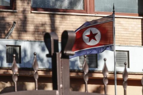 Північнокорейський дипломат попросив про притулок