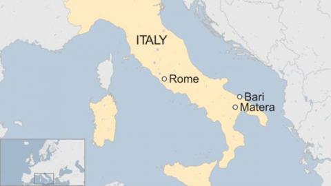 В Італії грабіжники за допомогою екскаваторів вкрали $2,6 мільйона
