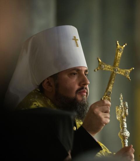 Нарешті Господь послав нам Православну Церкву України – Петро Порошенко на церемонії підписання Томосу