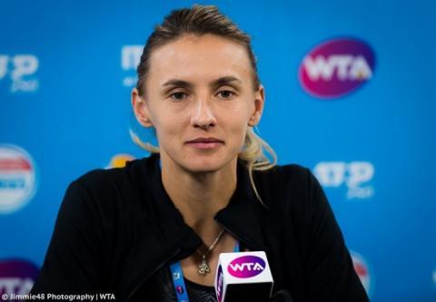 Тенісистка Леся Цуренко: Важливіше всього було грати агресивно і добре подавати