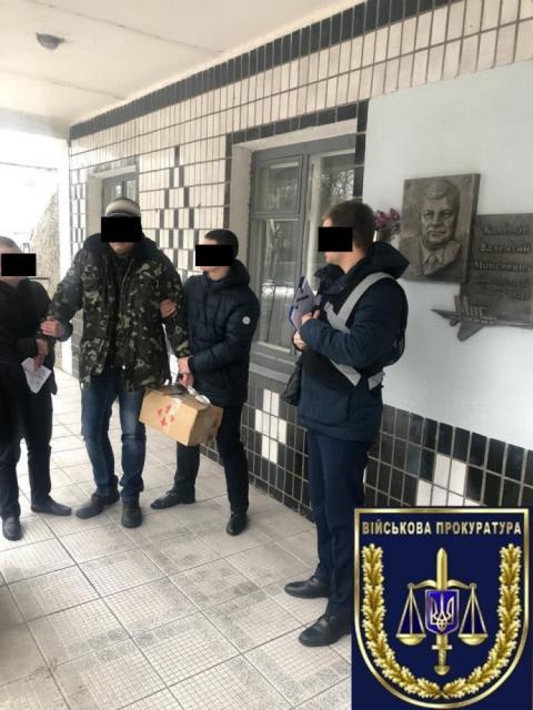"""У Запоріжжі на підприємстві """"Укроборонпрому"""" спіймали хабарника"""