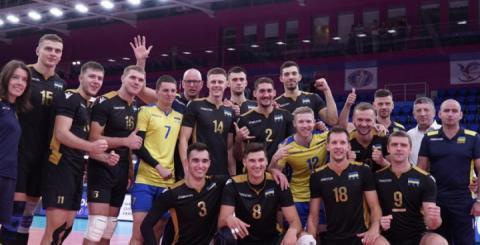 Збірна України з волейболу вперше з 2005 року вийшла на Євро