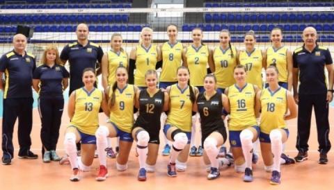 Жіноча збірна України з волейболу здобула путівку на Євро-2019
