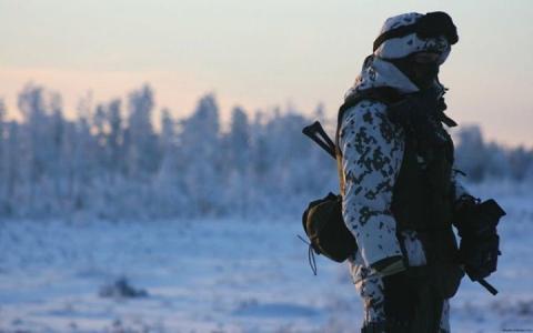 Командувач Об'єднаних сил генерал-лейтенант Сергій Наєв привітав воїнів ООС з Різдвом Христовим
