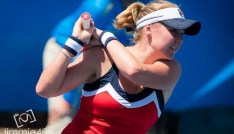 Катерина Козлова програла у фіналі кваліфікації тенісного турніру в Гобарті
