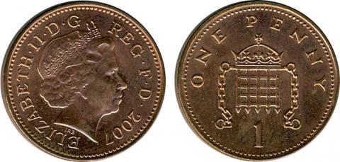 Британія дозволила своїм колоніям карбувати фунт стерлінгів