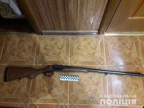 На Миколаївщині екс-глава райсуду вистрілив в злодія