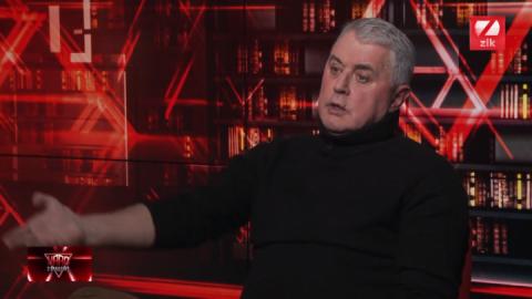 Подерв'янський: Росія зараз не продукує абсолютно ніяких смислів, усі ці Вороніни, Акуніни – це все лайно