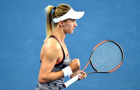 Тенісистка Леся Цуренко: Моя мета – потрапити до ТОП-10 світового рейтингу