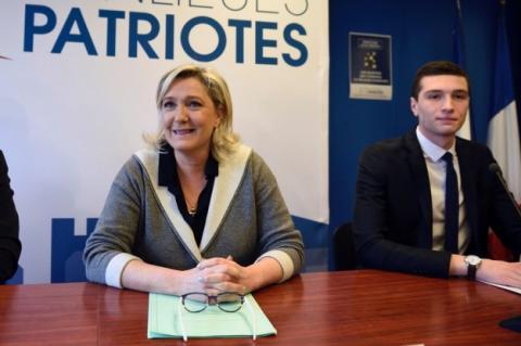 Французькі ультраправі довірили виборчу кампанію до Європарламенту 23-річному спікеру