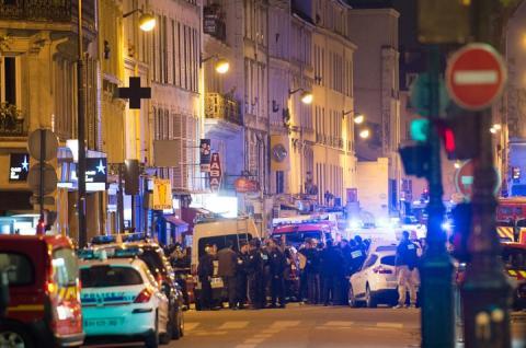 Підозрюваного в теракті у Парижі 2015 року затримали в Брюсселі