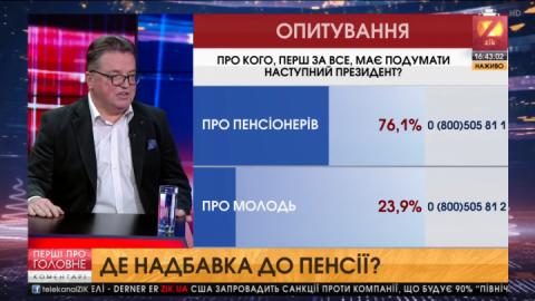Заслужений економіст України оцінив пенсійну реформу уряду Гройсмана в дії