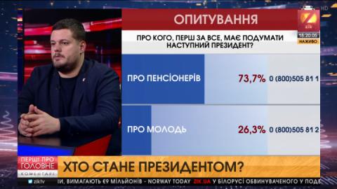 Андрій Іллєнко дорікнув Нацкорпусу через «єдиного кандидата від націоналістів»