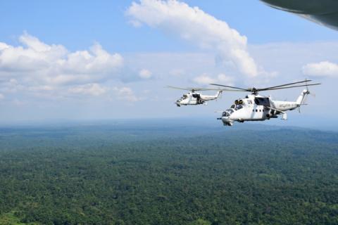 Українські військові з миротворчою місією вирушать у Малі