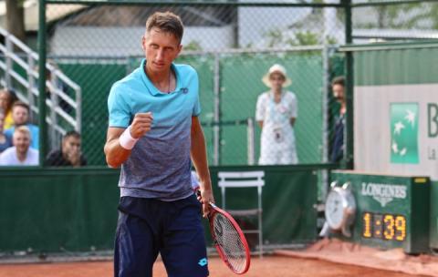 Тенісист Сергій Стаховський: Від матчу до матчу гра поліпшується