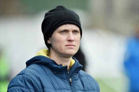 Названо склад жіночої збірної України з футболу на матчі в Португалії