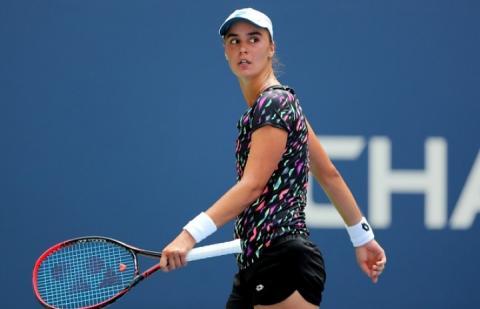 Ангеліна Калініна не вийшла у фінал кваліфікації тенісного турніру Australian Open-2019
