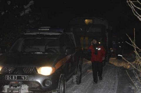 Турист, якого 5 днів шукали в Карпатах, сам зателефонував рятувальникам