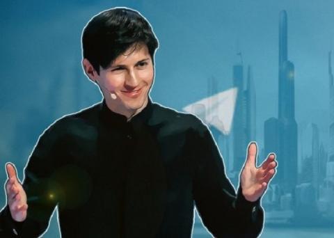 Дуров заявив про ліквідацію компанії Telegram Messenger LLP