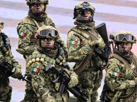 Група злочинців напала на підрозділ військових в Мексиці