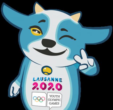 В Лозанні презентували талісман зимових Юнацьких Олімпійських ігор-2020