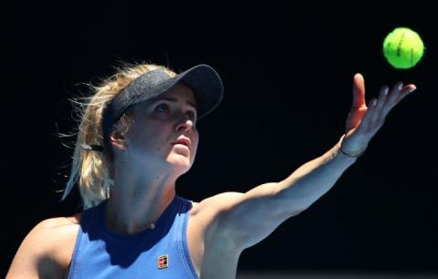 Українські тенісистки отримали перших суперниць на Australian Open-2019