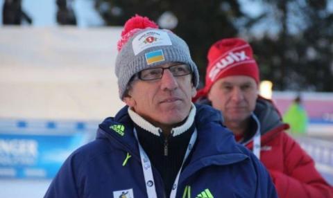 Україна назвала склад на чоловічий спринт четвертого етапу КС-18/19 з біатлону