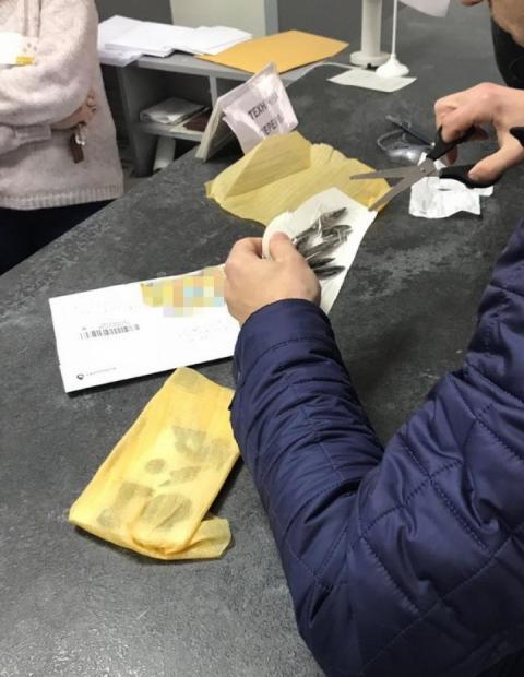 Український контрабандист намагався переправити до РФ колекцію старовинних цінностей