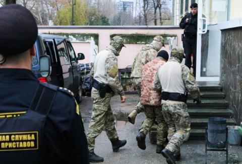 У Кремлі заявили про ймовірний обмін полонених українських моряків