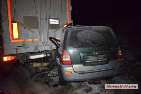 У ДТП на Миколаївщині постраждав заступник командувача Сухопутних військ