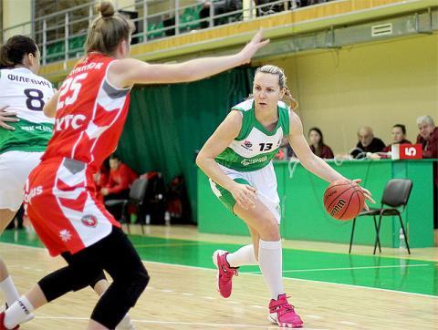 У жіночій баскетбольній Суперлізі зіграно перші матчі 2019 року