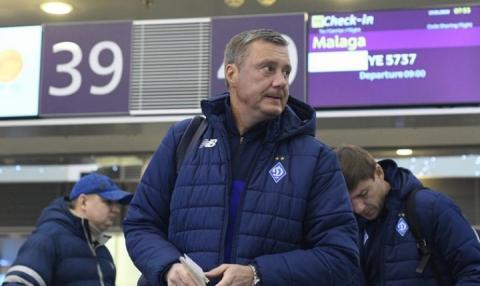 Тренери «Динамо» взяли на перший тренувальний збір в Іспанію 29 футболістів