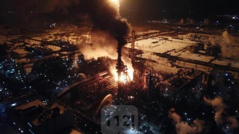 Поліція назвала причину пожежі в Калуші