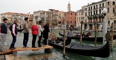 У Венеції вирішили брати плату за в'їзд у місто