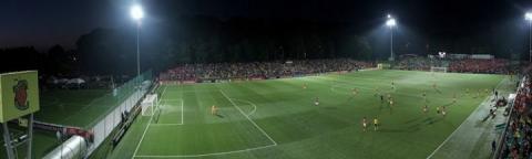 Матч відбору Євро-2020 Литва – Україна відбудеться у Вільнюсі на стадіоні ЛФФ