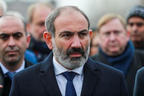 Нікола Пашинян офіційно очолив уряд Вірменії