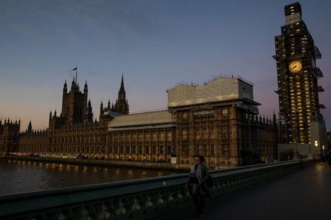 Британський парламент відхилив угоду щодо Brexit