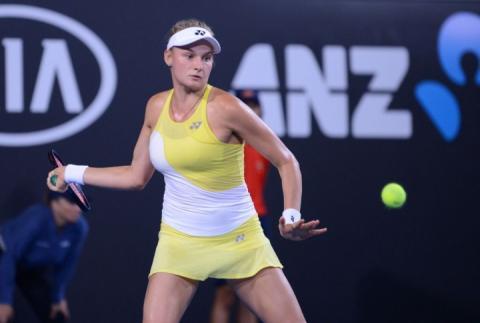Даяна Ястремська після Australian Open-2019 увійде у ТОП-50 тенісисток світу