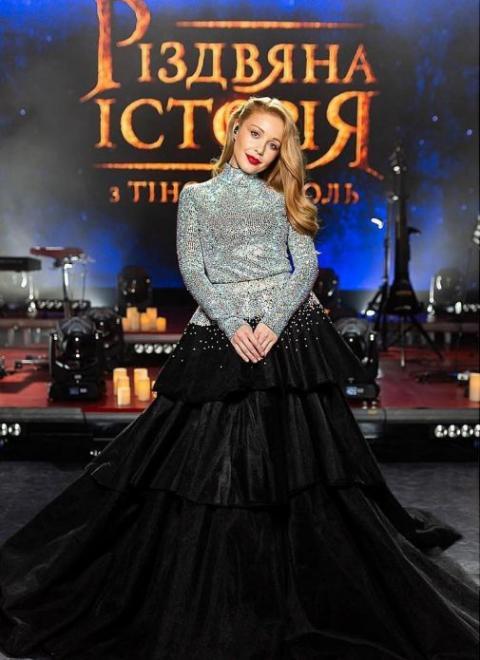 Популярна українська співачка вразила прихильників своїм вбранням