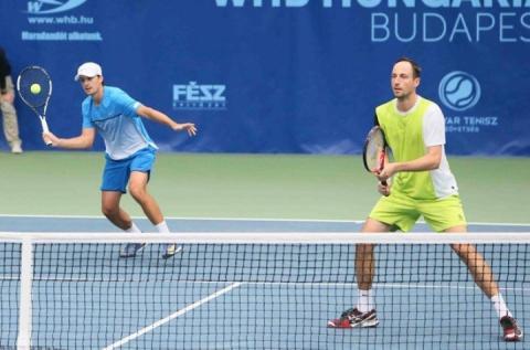 Дует тенісистів Молчанов / Зеленай програв у другому колі Australian Open-2019