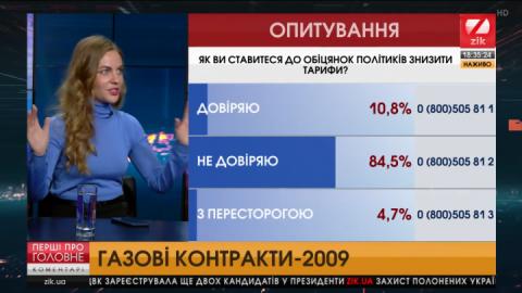 Олена Сотник про Тимошенко: Прибутків та офшорів нема – звідки ж гроші на білборди по всій країні?